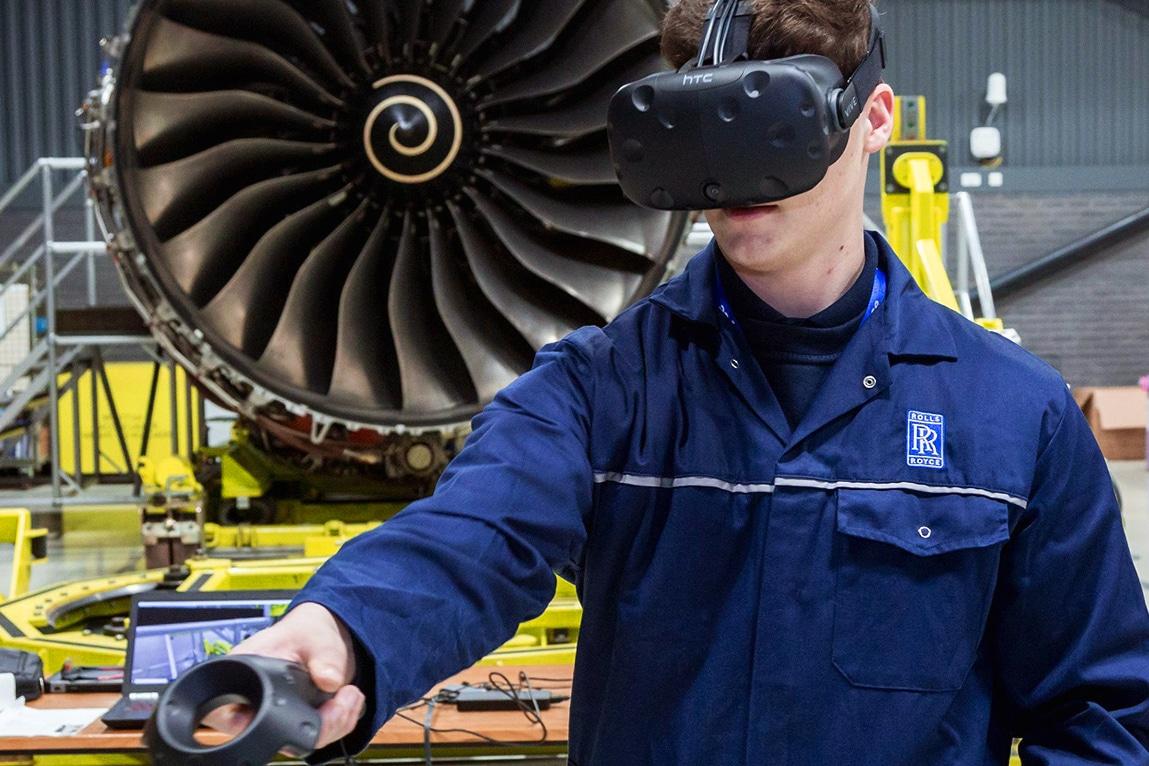 Quel est l'intérêt de la Réalité Virtuelle  (VR) dans une formation professionnelle ?
